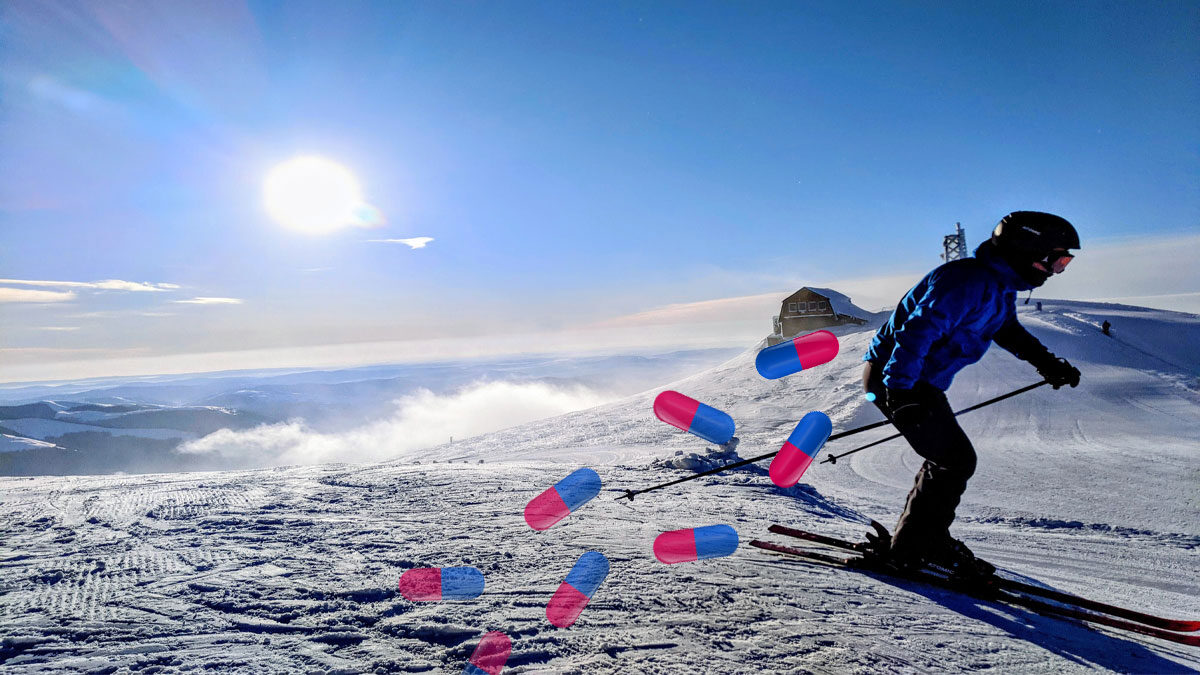 Supplements For Skiing